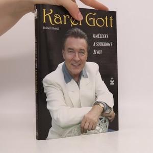 náhled knihy - Karel Gott : umělecký a soukromý život
