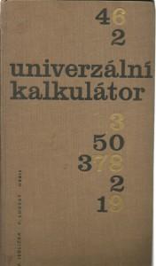 náhled knihy - Univerzální kalkulátor