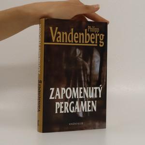 náhled knihy - Zapomenutý pergamen