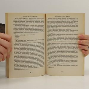 antikvární kniha Případ odložené vraždy, 1994