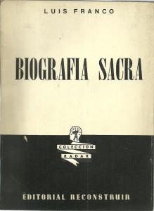 náhled knihy - Biografia Sacra