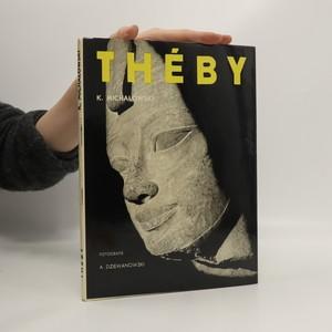 náhled knihy - Théby (slovensky)