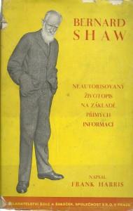 náhled knihy - Bernard Shaw. Neautorizovaný životopis na základě přímých informací