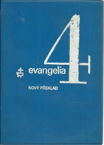 náhled knihy - 4 evangelia. Nový překlad