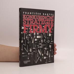 náhled knihy - Konkurenční strategie firmy