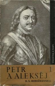 náhled knihy - Petr a Aleksěj I.-II.