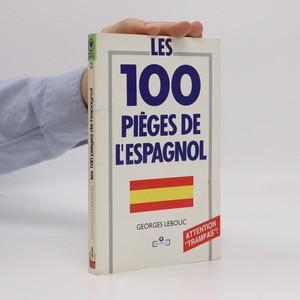 náhled knihy - Les 100 pièges de l'espagnol