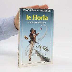 náhled knihy - Le Horla