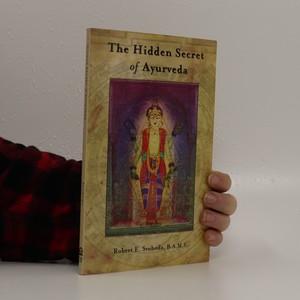 náhled knihy - The hidden secret of Ayurveda