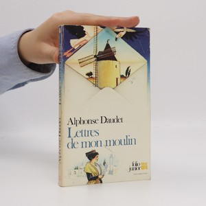 náhled knihy - Lettres de mon moulin. Dopis do mého mlýna