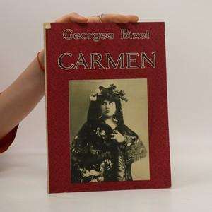 náhled knihy - Carmen. Opera o čtyřech dějstvích