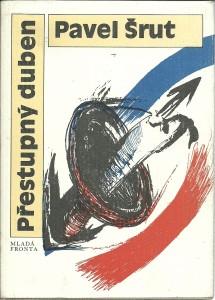náhled knihy - Přestupný duben
