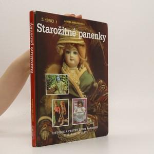 náhled knihy - Starožitné panenky