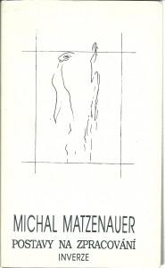 náhled knihy - Postavy na zpracování