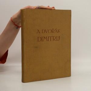 náhled knihy - Dimitrij. Opera o čtyřech jednáních
