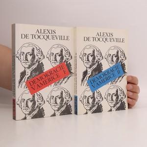 náhled knihy - Demokracie v Americe I. a II. díl (2 svazky, komplet)