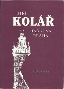 náhled knihy - Haškova Praha