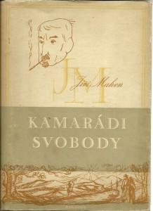 náhled knihy - Kamarádi svobody