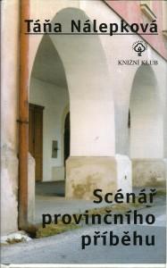 náhled knihy - Scénář provinčního příběhu