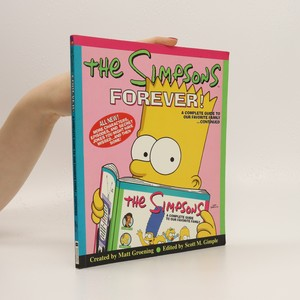 náhled knihy - The Simpson's Forever!