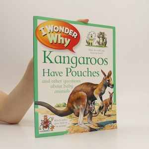 náhled knihy - Kangaroos Have Pouches
