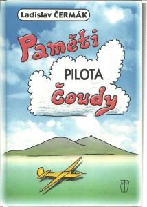 náhled knihy - Paměti pilota Čoudy