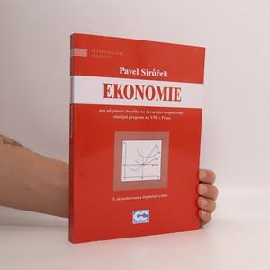 náhled knihy - Ekonomie pro přijímací zkoušky na navazující magisterský studijní program na VŠE v Praze