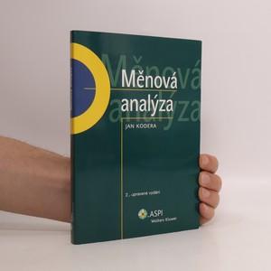 náhled knihy - Měnová analýza