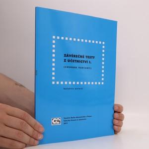 náhled knihy - Závěrečné testy z účetnictví I. : (soubor variant)