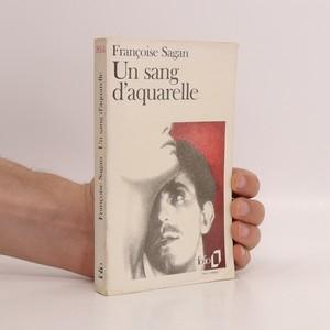 náhled knihy - Un sang d'aquarelle