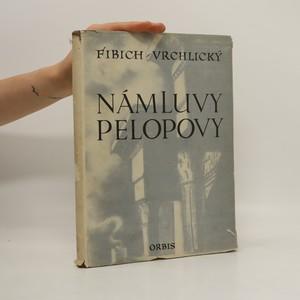 náhled knihy - Námluvy Pelopovy