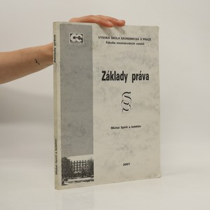 náhled knihy - Základy práva