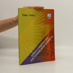 náhled knihy - Změny v rozmístění světového hospodářství
