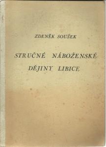 náhled knihy - Stručné náboženské dějiny Libice