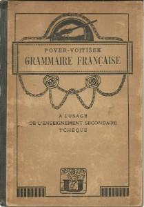 náhled knihy - Grammaire francaise a l'usage de l'enseignement secondaire tchéque