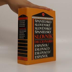 náhled knihy - Španielsko-slovenský/slovensko-španielský slovník