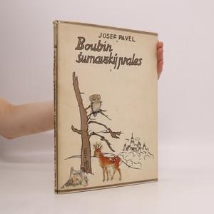 náhled knihy - Boubín, šumavský prales