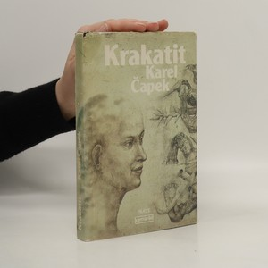 náhled knihy - Krakatit (flek na zadní straně viz foto)