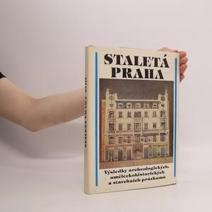 náhled knihy - Staletá Praha: Výsledky archeologických, uměleckohistorických a stavebních průzkumů
