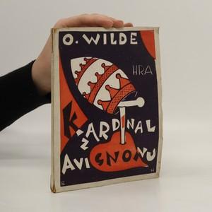 náhled knihy - Kardinál z Avignonu. Drama o třech dějstvích