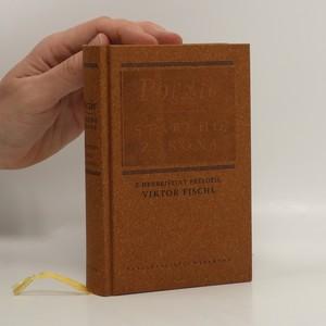 náhled knihy - Poezie Starého zákona
