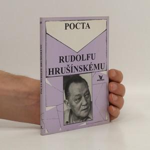 náhled knihy - Pocta Rudolfu Hrušínskému
