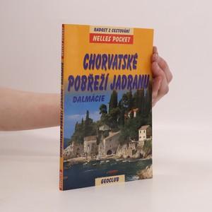 náhled knihy - Chorvatské pobřeží Jadranu : Dalmácie (cestovní příručka se 46 vyobrazeními a 10 mapami)