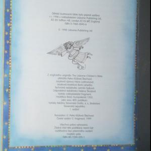 antikvární kniha Dětská ilustrovaná bible, 1999