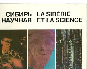 náhled knihy - Sibir naučnaja. La Sibérie et la science