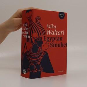 náhled knihy - Egypťan Sinuhet : patnáct knih ze života lékaře Sinuheta