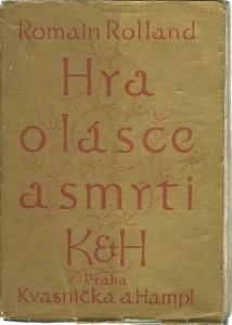 náhled knihy - Hra o lásce a smrti