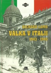 náhled knihy - Válka v Itálii 1943 - 1945