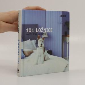 náhled knihy - 101 ložnice. Barvy, styly a zařízení