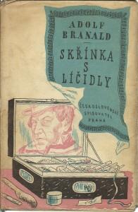 náhled knihy - Skřínka s líčidly